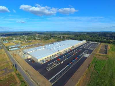 Drone Photo Centralia WA