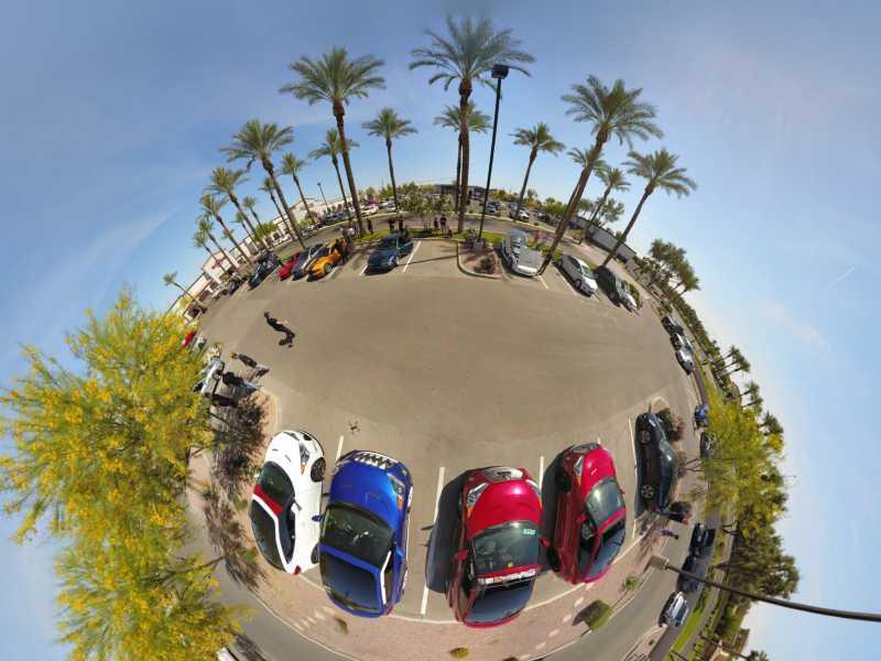 Drone Photo Chandler AZ