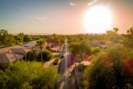 Drone Photo Chandler AZ