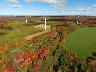Drone Photo Chateaugay NY