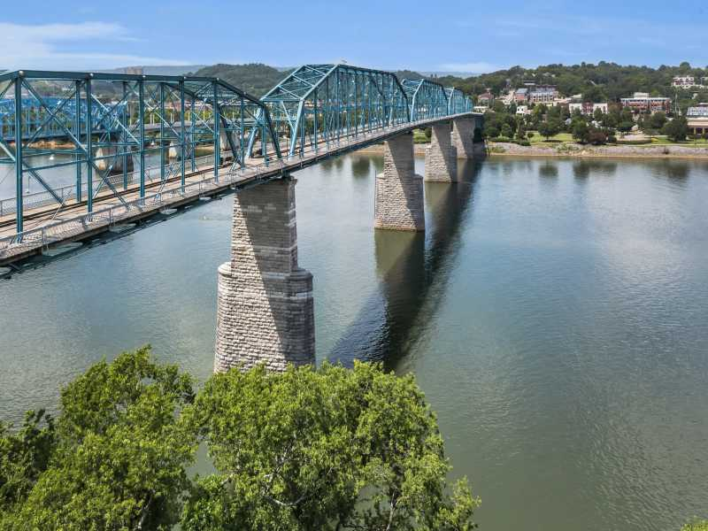 Chattanooga TN - Drone Photography