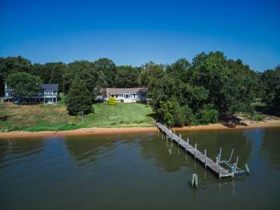 Drone Photo Chesapeake City MD