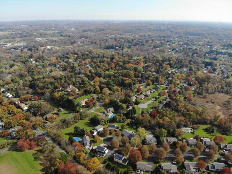 Drone Photo Chester County PA