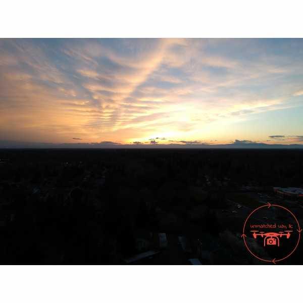 Drone Photo Chico CA