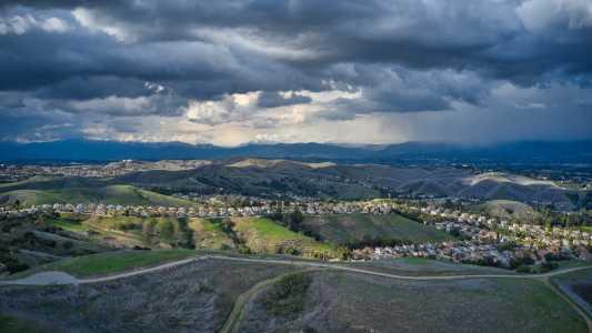 Drone Photo Chino Hills CA