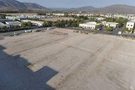 Drone Photo Chula Vista CA