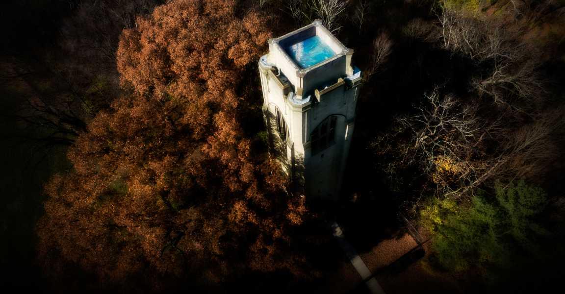 Drone Photo Cincinnati OH