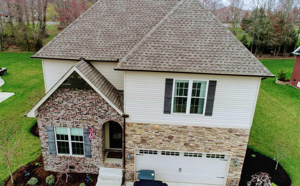 Drone Photo Clarksville TN