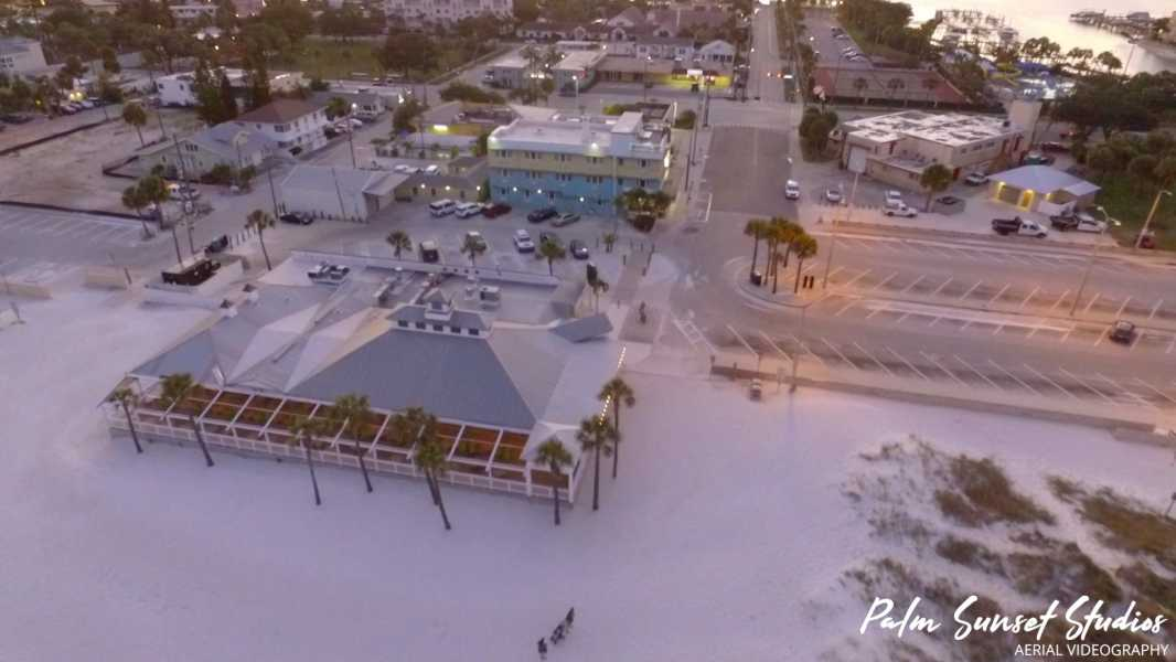 Drone Photo Clearwater FL