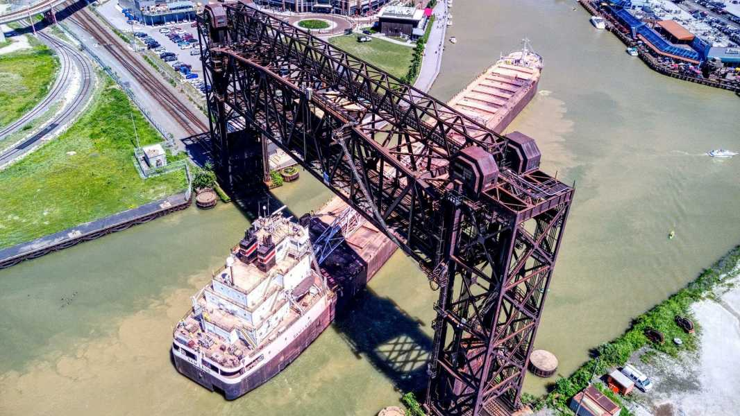Drone Photo Cleveland OH