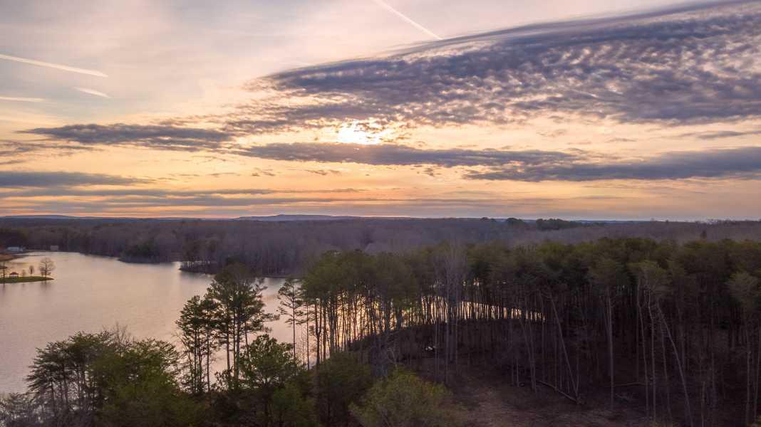 Drone Photo Coalmont TN