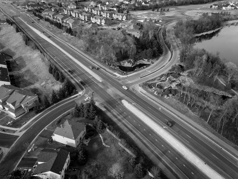 Drone Photo Coffeyville KS