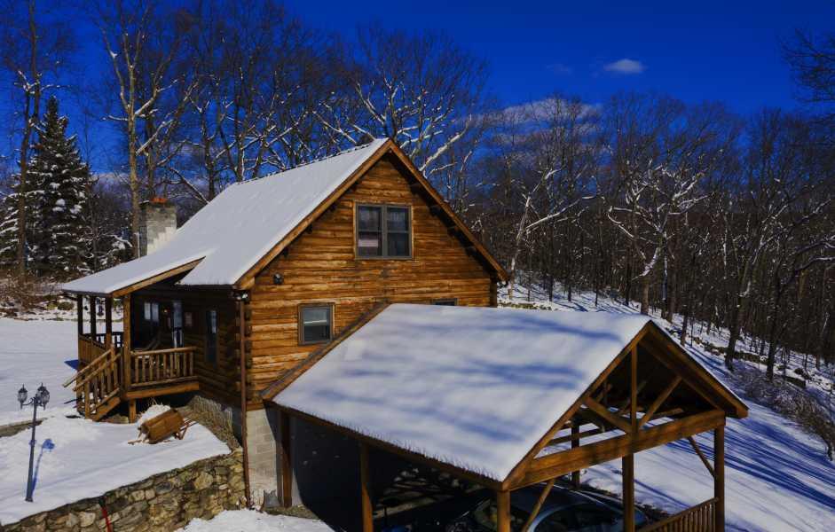 Drone Photo Cold Spring NY