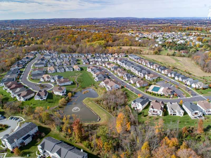 Drone Photo Collegeville PA