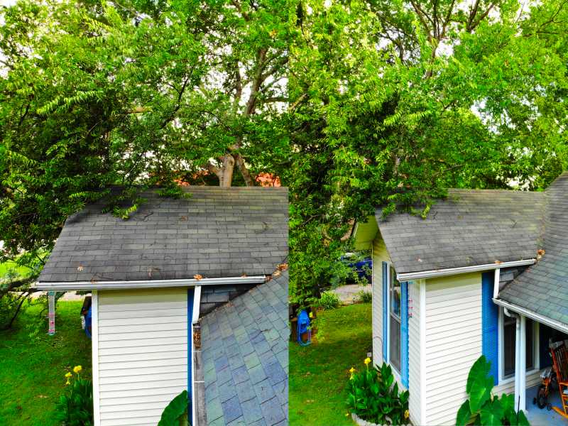 Drone Photo Columbia TN