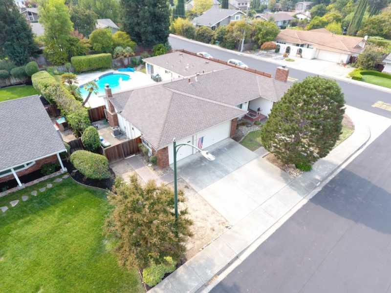 Drone Photo Concord CA
