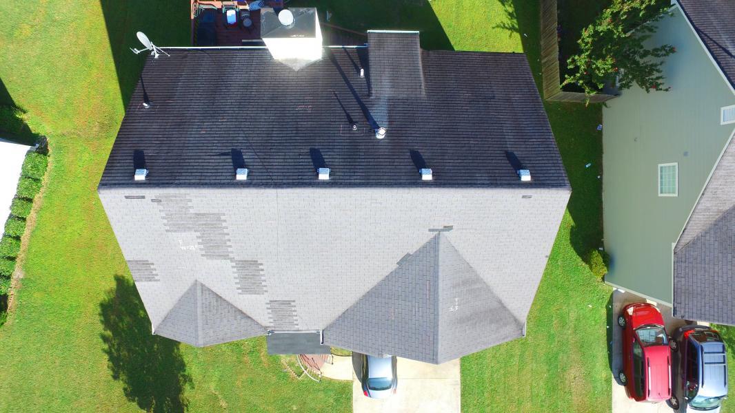 Drone Photo Conyers GA