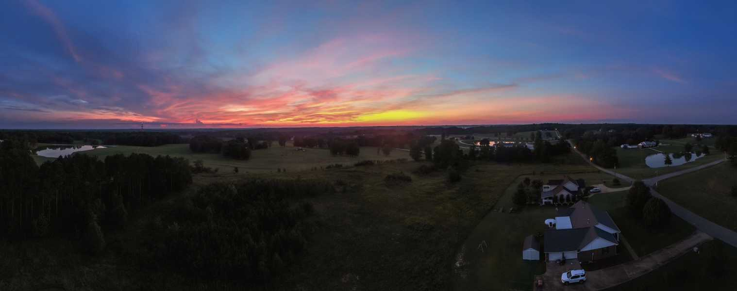 Drone Photo Corinth MS