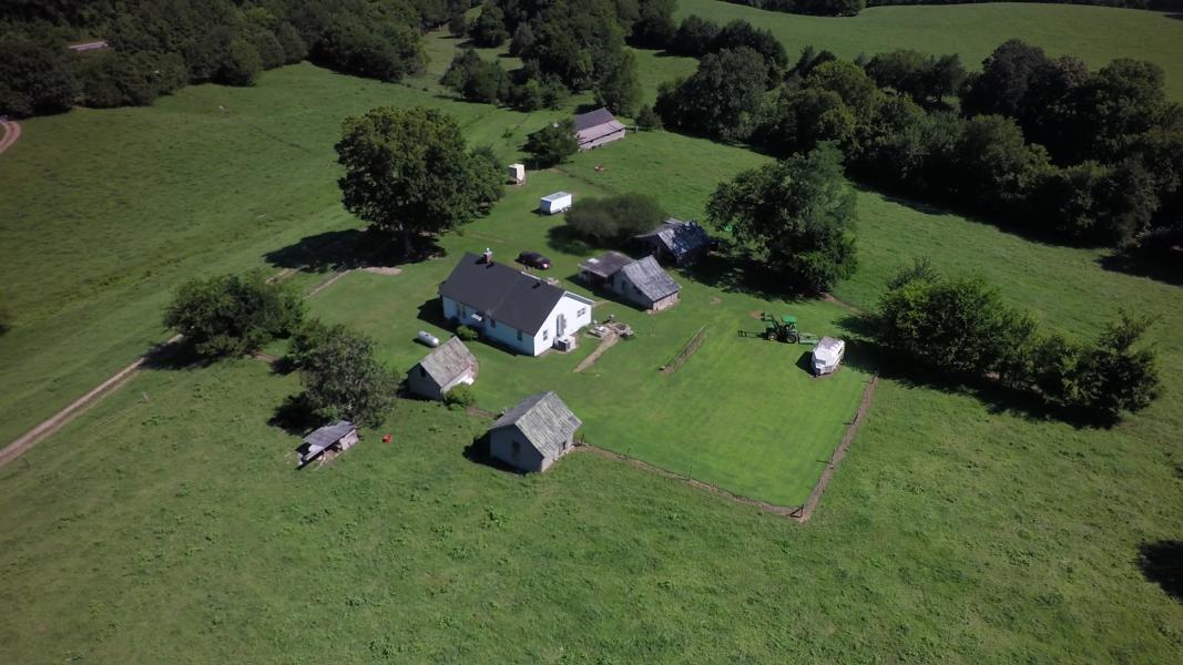 Drone Photo Cornersville TN