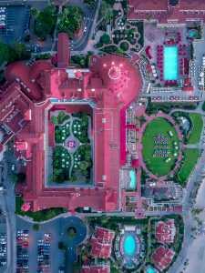 Drone Photo Coronado CA