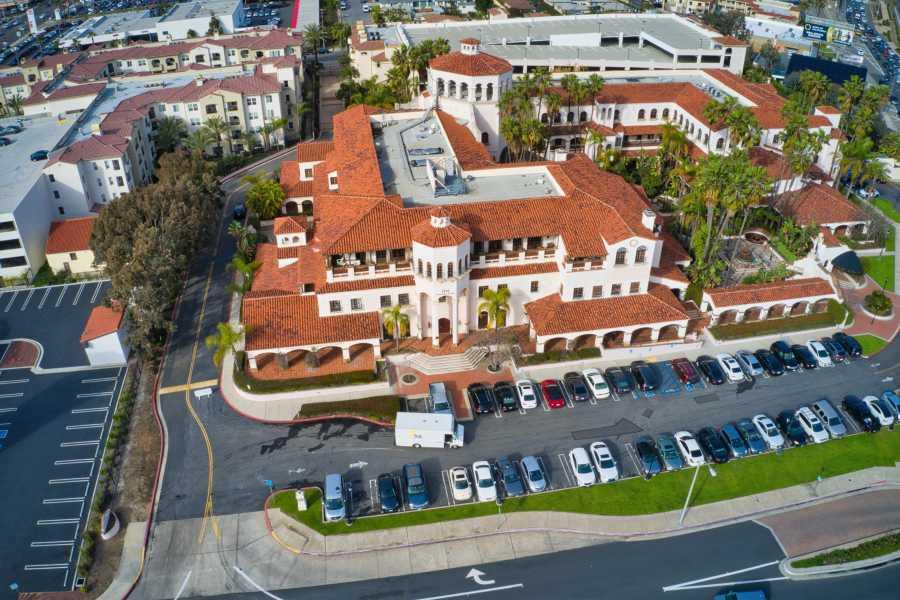 Drone Photo Costa Mesa CA
