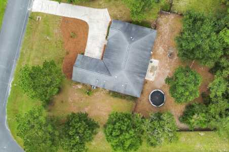 Drone Photo Crawfordville FL