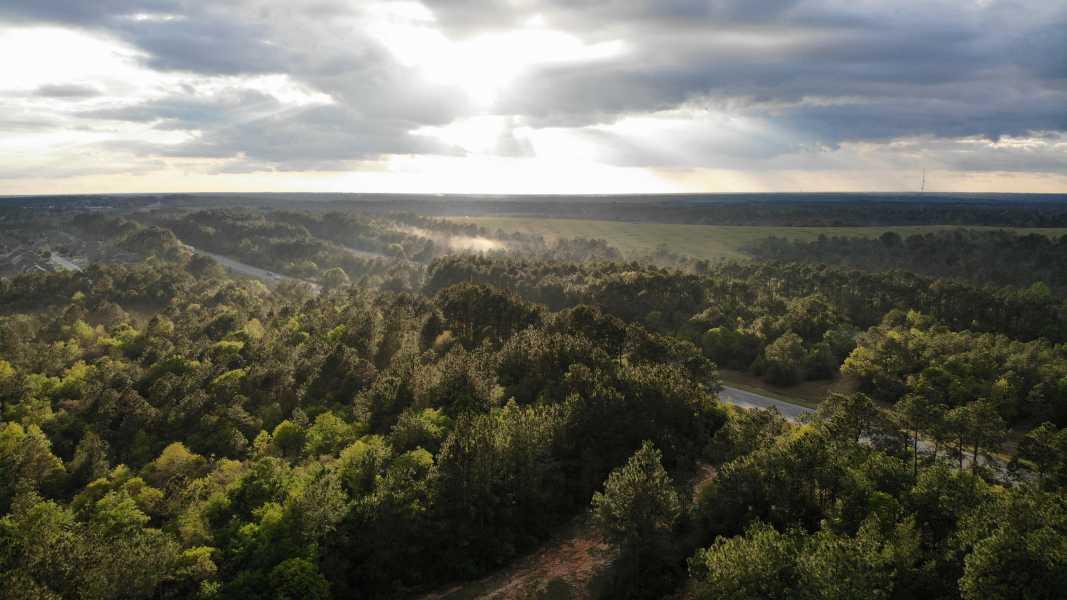 Drone Photo Crestview FL