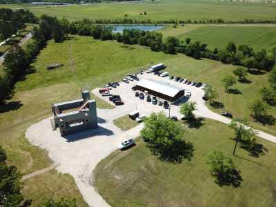 Drone Photo Crosby TX