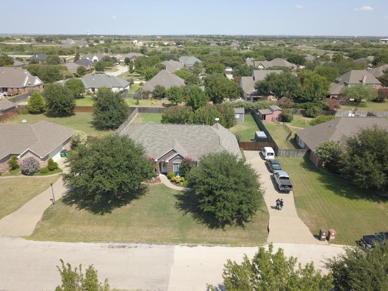 Drone Photo Crowley TX