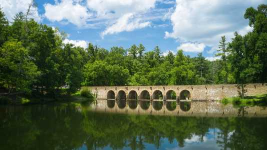 Drone Photo Cumberland County TN
