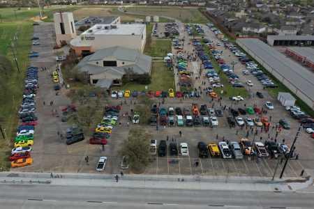 Drone Photo Cypress TX