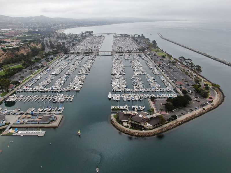 Drone Photo Dana Point CA