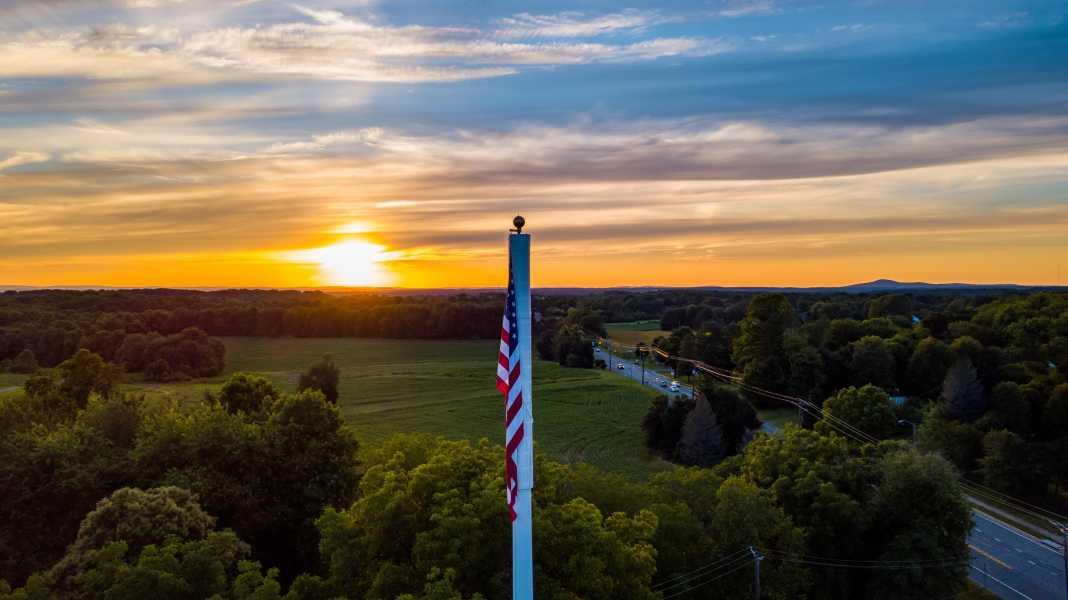 Drone Photo Darnestown MD