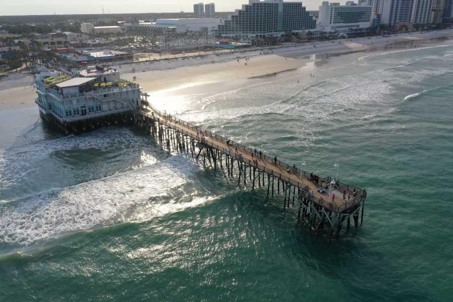 Drone Photo Daytona Beach FL