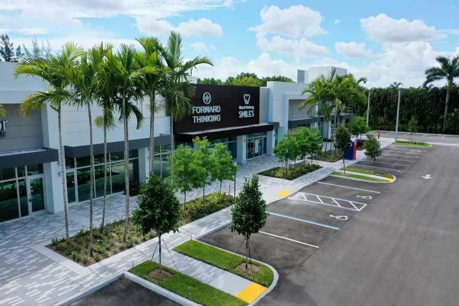 Drone Photo Delray Beach FL