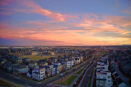 Drone Photo Denver CO