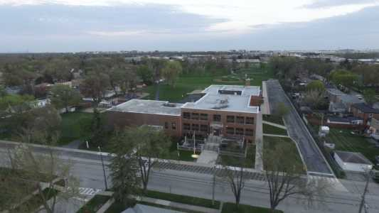 Drone Photo Des Plaines IL