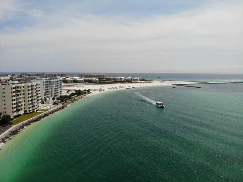Drone Photo Destin FL