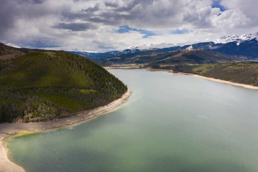 Drone Photo Dillon CO