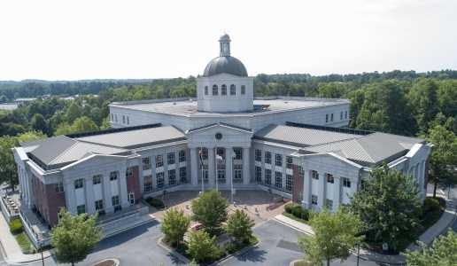 Drone Photo Douglas County GA