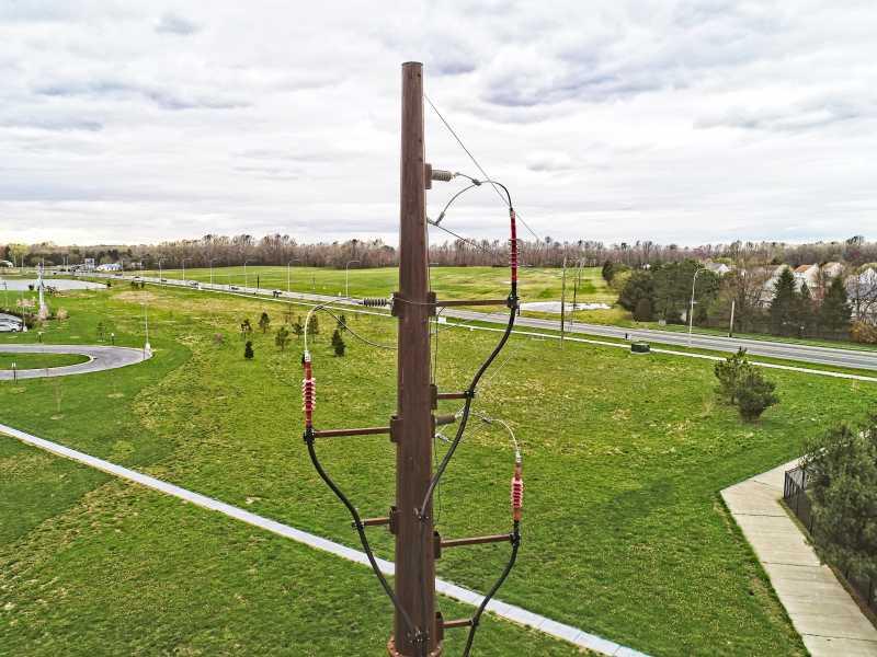 Drone Photo Dover DE