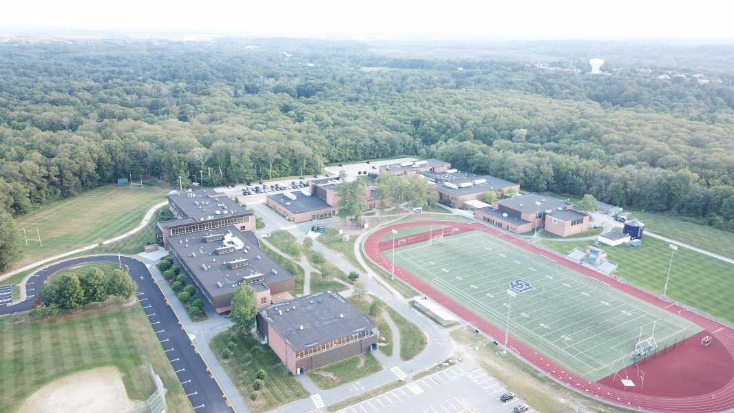 Drone Photo Dover MA