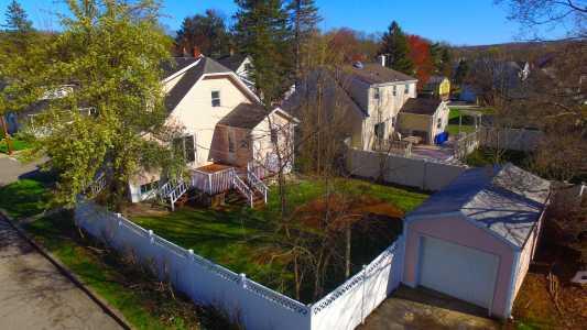 Drone Photo Dover NJ