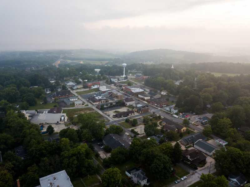 Drone Photo Doylestown OH