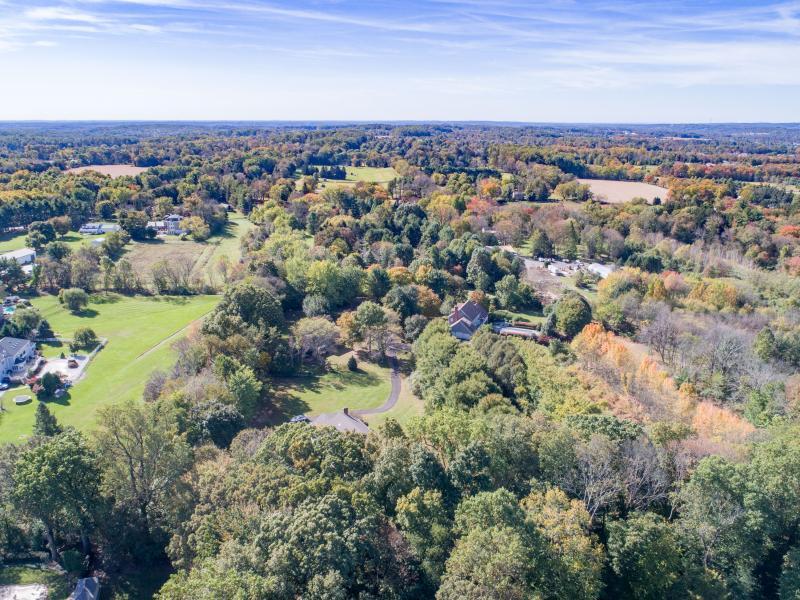 Drone Photo Doylestown PA