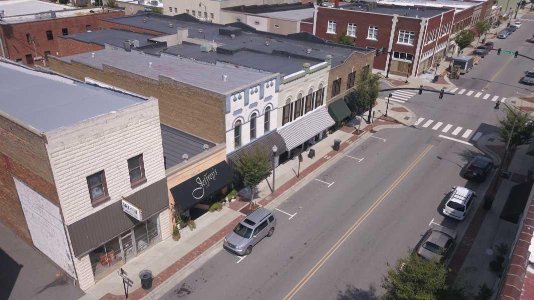 Drone Photo Dunn NC