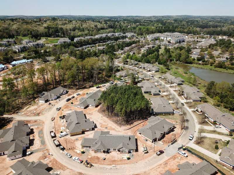Drone Photo Durham NC