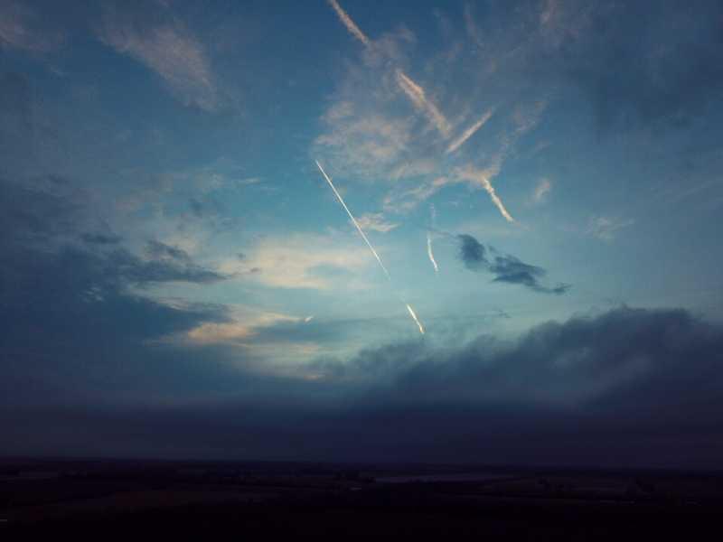 Drone Photo Duson LA