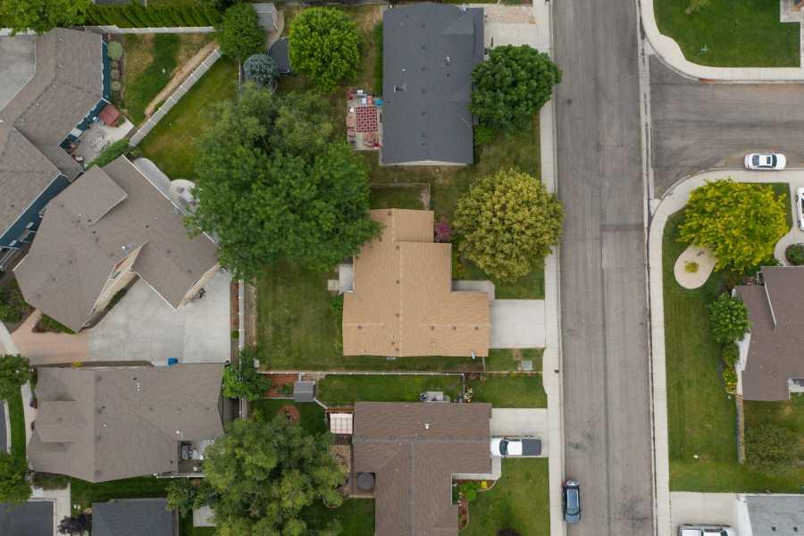 Drone Photo Eagle ID