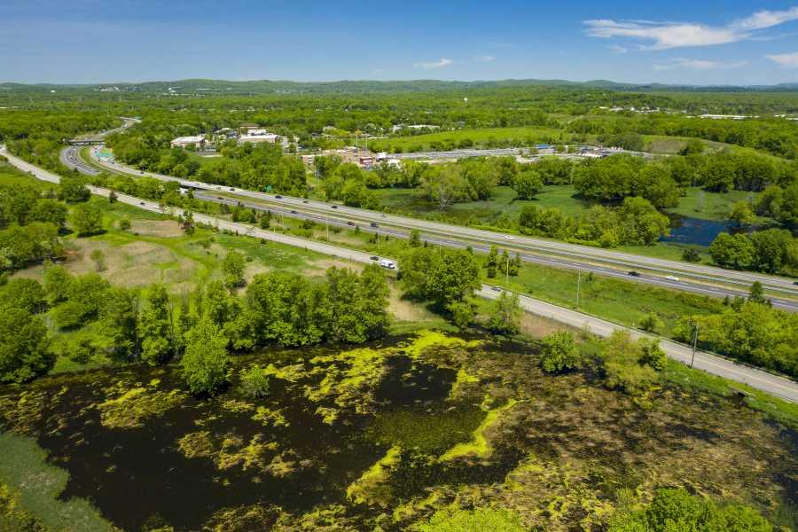 Drone Photo East Hanover NJ